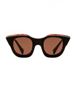 Mask U10 Brown Sunglasses