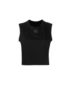 Foundation JSY Muscle Paint Logo Black Tee