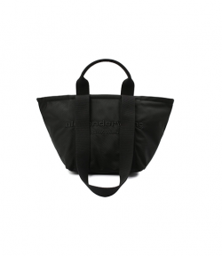 Primal Medium Black Cnvas Tote Bag