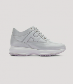 Interractive White Sneaker