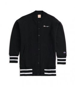 CHAMPION BOMPER BLACK JACKET