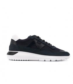 HOGAN MENS INTERACTIVE3 NAVY SNEAKER