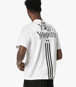 Y3 M SIGNT SS TEE