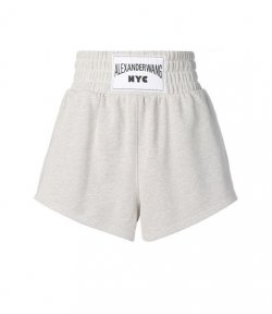 ALEXANDER WANG LIGHTWEIGHT TERRY SHORTS