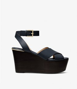 MICHAEL MICHAEL KORS ADMIRAL ABBOT MID WEDGE