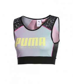 PUMA x SOPHIA WEBSTER REVERSIBLE CROP TOP