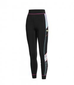 PUMA x SOPHIA WEBSTER TIGHT PUMA BLACK LEGGINS