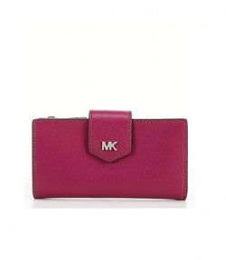 MICHAEL MICHAEL KORS MEDIUM SNAP WALLET