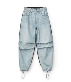 ALEXANDER WANG DENIM PACK MIX PANT