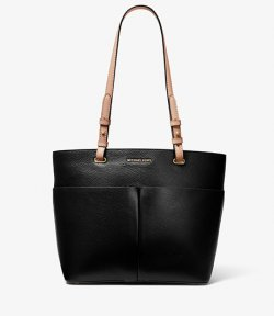 MICHAEL MICHAEL KORS BEDFORD MEDIUM TZ POCKET TOTE