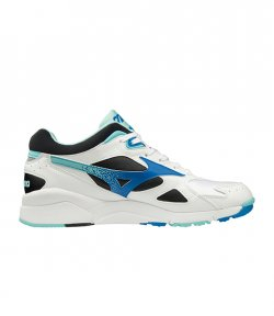 MIZUNO SKY MEDAL WHITE-BLUE-BLACK