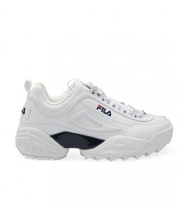 FILA DISRUPTOR II LAB WHITE