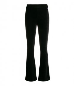 CHAMPION WOMEN'S BLACK VELVET PANT