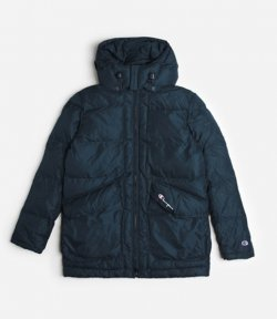 CHAMPION MEN'S NAVY PUFFER