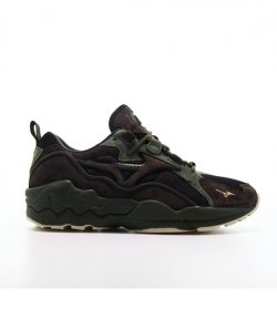MIZUNO 1906 WAVE RIDER 1 BLACK/BROWN/GREEN