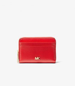 MICHAEL MICHAEL KORS BRIGHT RED WALLET