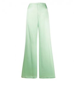 ALEXANDER WANG WET MINT SHINE WASH & GO PANTS