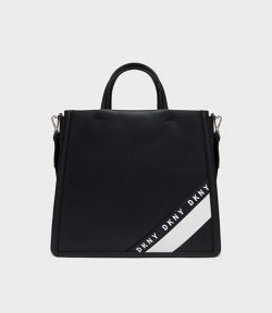 DKNY BLACK DKNY BOND - NS TOTE-BAG