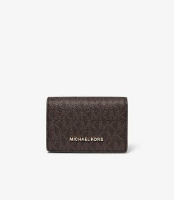 MICHAEL MICHAEL KORS SMALL FLAP CARD CASE