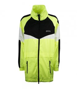DKNY COLOR BLOCK WINDBRAKER