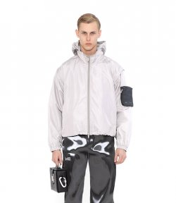 HELIOT EMIL TRACK JACKET WITH ANEL