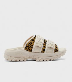 FILA OUTDOOR SLIDE ANIMAL PRINT
