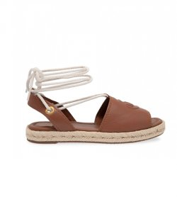 MICHAEL MICHAEL KORS DYLYN LUGGAGE SANDAL