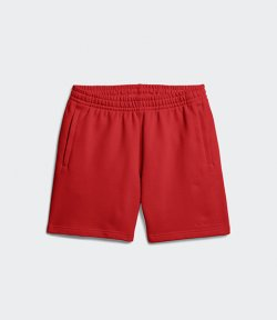 ADIDAS X PHARRELL WILLIAMS RED BASICS SHORT