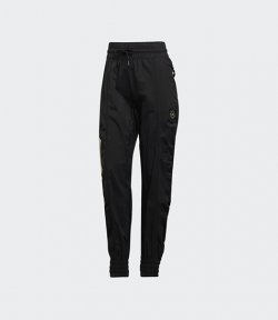 ADIDAS X STELLA McCARTNEY BLACK WOVEN PANT
